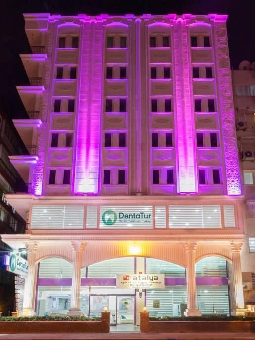 Dentatur_ Dental treatment clinic