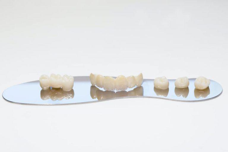 Combined dentures